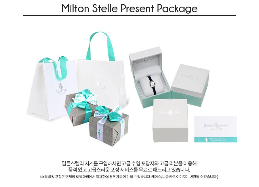 밀튼 스텔리(MILTON STELLE) [한국 공식수입원 정품]Milton Stelle™ Italy MS-114MSB